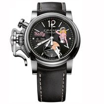Graham Chronofighter Vintage Nose Art Ltd Sally