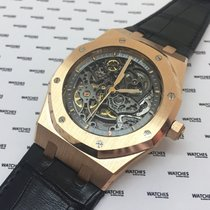 Audemars Piguet Royal Oak Skeleton Automatic - 15305OR.OO.D088...