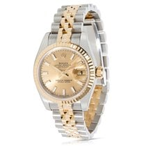 Rolex Datejust 179173 Women's Watch in 18k Yellow Gold/Sta...