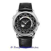 Patek Philippe 5575G 175th Anniversary Worldtime Pre-Owned