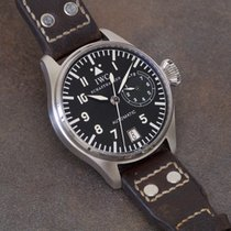 IWC Big Pilots watch, Grosse Fliegeruhr, ref. IW5002