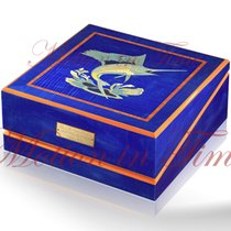 Orbita Blue Marlin Artisan Collection 3 Watch Winder - Inlaid...