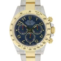 Rolex Daytona Gold and Steel
