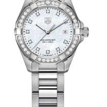 TAG Heuer Aquaracer Ladies Diamond Quartz 27mm
