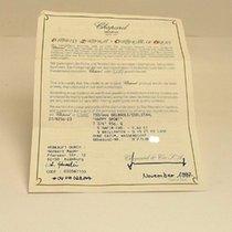 Chopard Certificate Zertifikat Warranty
