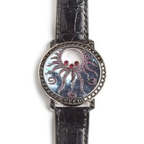 Chopard Happy Sun with Black Diamond Bezel