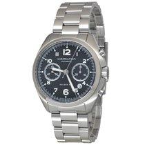 Hamilton Pilot Pioneer Auto Chrono H76416135 Watch