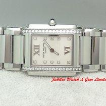Patek Philippe 4910/10A Lady Steel Diamond Twenty-4 Forever