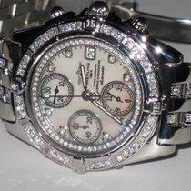 Breitling Cockpit Chrono Chronograph Automatic Diamonds