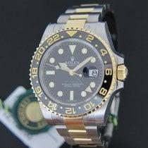 ロレックス (Rolex) Oyster Perpetual GMT Master II Gold/Steel NEW