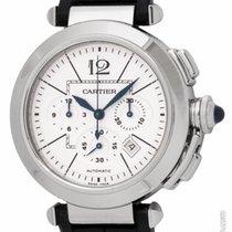 Cartier - Pasha Chronograph : W3108555