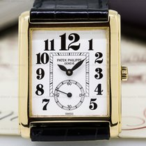 Patek Philippe 5014J-015 Gondolo White Dial Arabic Numerals YG...