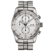 Πόρσε Ντιζάιν (Porsche Design) Chronotimer Series 1 Pure White