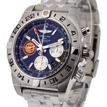 Breitling AB04203J/BD29/377A Chronomat 44 GMT Patrouille de...