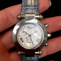 Chopard Imperiale Chronograph Steel Automatic Ladies Watch...