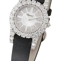 Chopard L'Heure Du Diamant 18K White Gold & Diamonds...