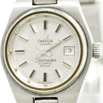 Omega Seamaster Cosmic 2000 Steel Automatic Ladies Watch Bf309090