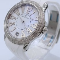 Blancpain WOMEN ULTRAPLATE WHITE WITH DIAMONDS 3300452764B