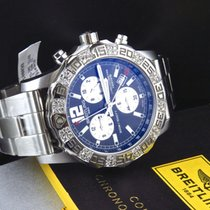 Breitling A7338710-BB49-SS Men's 44 MM Colt II Chronograph...