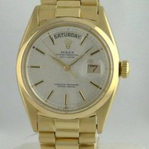 Rolex Mens Rare Vintage President Day Date Rolex 18k Solid...