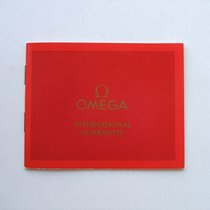 Omega Garanzia / warranty anni '80