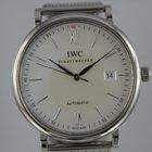 IWC Portofino Automatik 3565 #K2745 Neuwertig, Box, Papiere