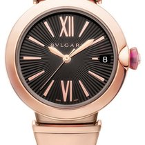Bulgari Lucea Automatic 33mm lup33bggd