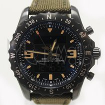 ブライトリング (Breitling) Chronospace Military 46mm – M7836622-bd39-...