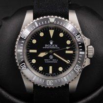 Rolex Submariner - No Date - 114060 - MILSUB - BAMFORD - MUST SEE