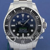 Rolex Oyster Perpetual Sea Dweller DEEPSEA 116660 Deep Blue.
