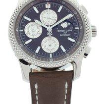 Breitling Bentley Mark VI Complication Mens Watch P19362