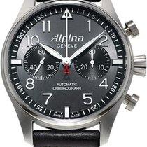 Alpina Geneve Startimer Chronograph AL-860GB4S6 Sportliche...