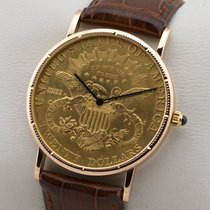 Corum TWENTY DOLLAR COIN WATCH 20$ AUTOMATIC HERRENUHR