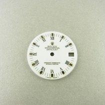 Rolex Datejust Medium  31 Mm Zifferblatt Stahl Ref 68240 White...