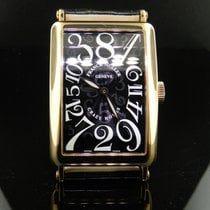 Franck Muller Long Island 1200ch Crazy Hours Oro Rosa