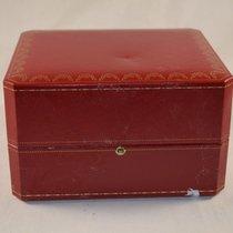 Cartier Uhrenbox Must De Cartier  Rarität Watch Case Uhren Box 11