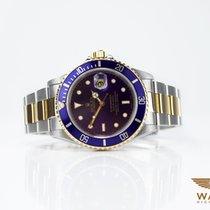 Rolex Submariner Date Ref: 16613 Stahl / Gold