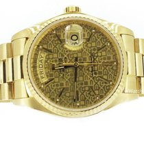 Rolex President Day - Date 18K yellow Gold 18038