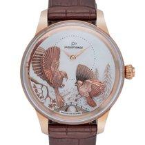 Jaquet-Droz Petite Heure Minute Relief Seasons LE Men's Watch...