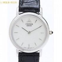 Seiko セイコー クレドール GTAW007 4J80-0010 K18WG