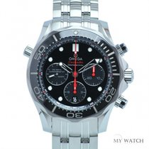 Omega Seamaster 300m Diver Co-Axial 212.30.44.50.01.001(NEW)