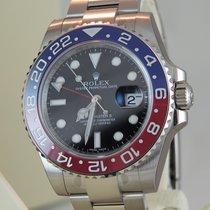 "Rolex 116719BLRO GMT Master II ""Pepsi ""NEU & verklebt"