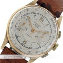Chronographe Suisse Cie Antimagnetic Rosegold Handaufzug