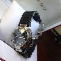 Cartier pasha Seatimer Date