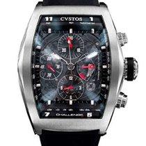 Cvstos Challenge Chronograph Stainless Steel Men's Watch