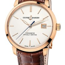Ulysse Nardin San Marco Classico Automatic 40mm