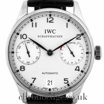 IWC Portuguese Automatic IW500107(IWC Serviced 2017)