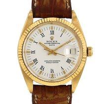 Rolex Oyster Perpetual Date en or jaune Ref : 1503 Vers 1978