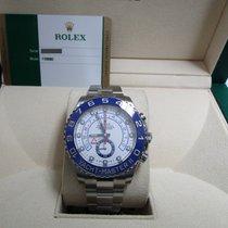 Rolex Yacht-Master II Stainless Steel Watch