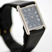 Omega De Ville Stainless Steel Manual Winding Wristwatch